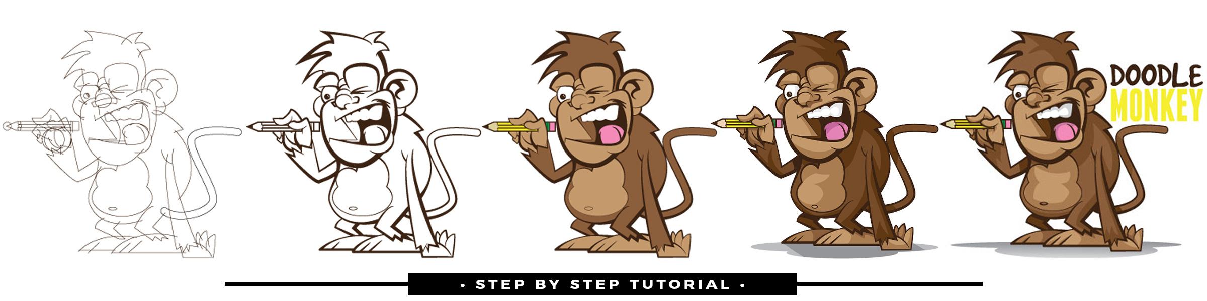 Beginner Adobe Illustrator Coloring Cartoon Tutorial - Jason Secrest
